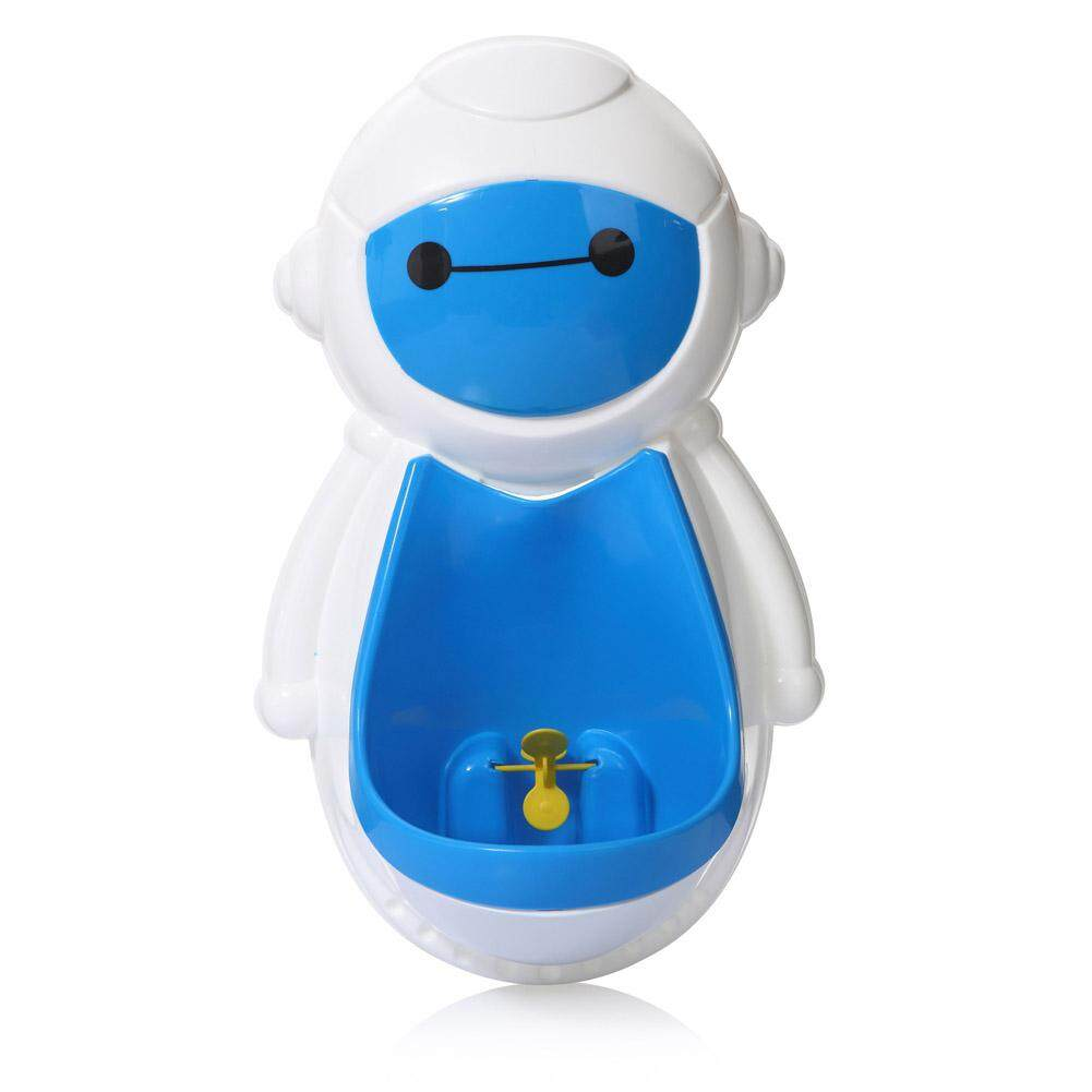 Kids Potty Toilet Urinal Pee Trainer Wall-Mounted Toilet Children Baby Boy Bathroom Cartoon Urinal - Intl By Super Babyyy.