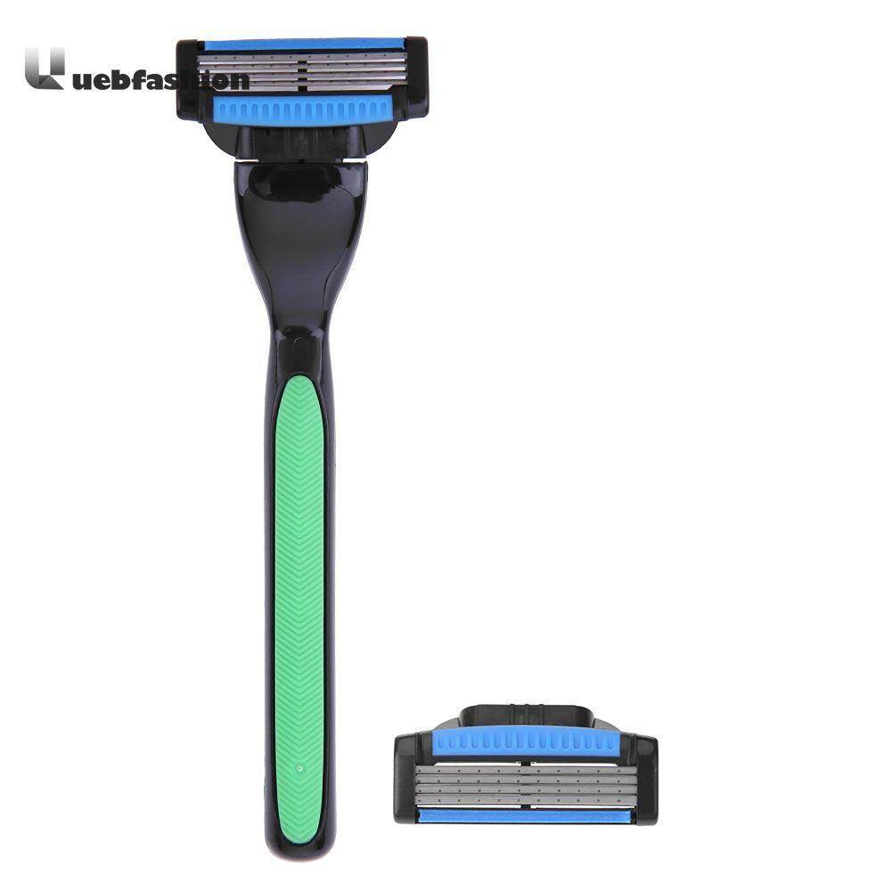 Buy Sell Cheapest Manual Non Best Quality Product Deals Timbangan Badan Gea Br 2015 Giulietta Men Slip 4 Layer Shaver Razor Blade Replacement Heads