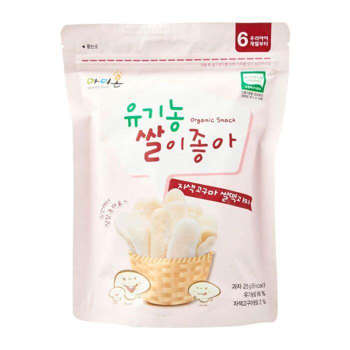 Renewallife - I Love Organic Rice - Sweet Potato