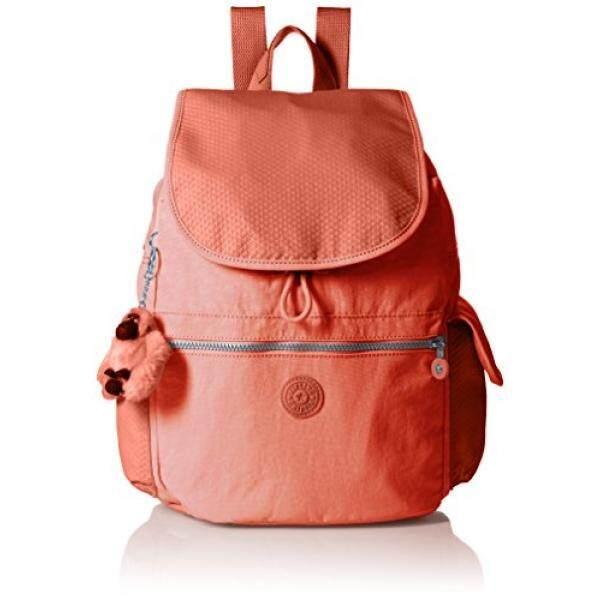 Kipling Womens Ravier Solid Backpack, Dtsctrscbo