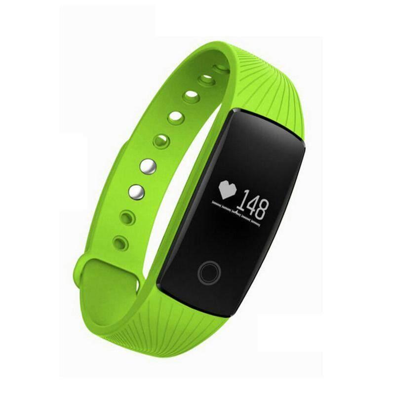 YH Smart Gelang Monitor Denyut Jantung Gelang Tangan Kebugaran Gelang untuk Android IOS