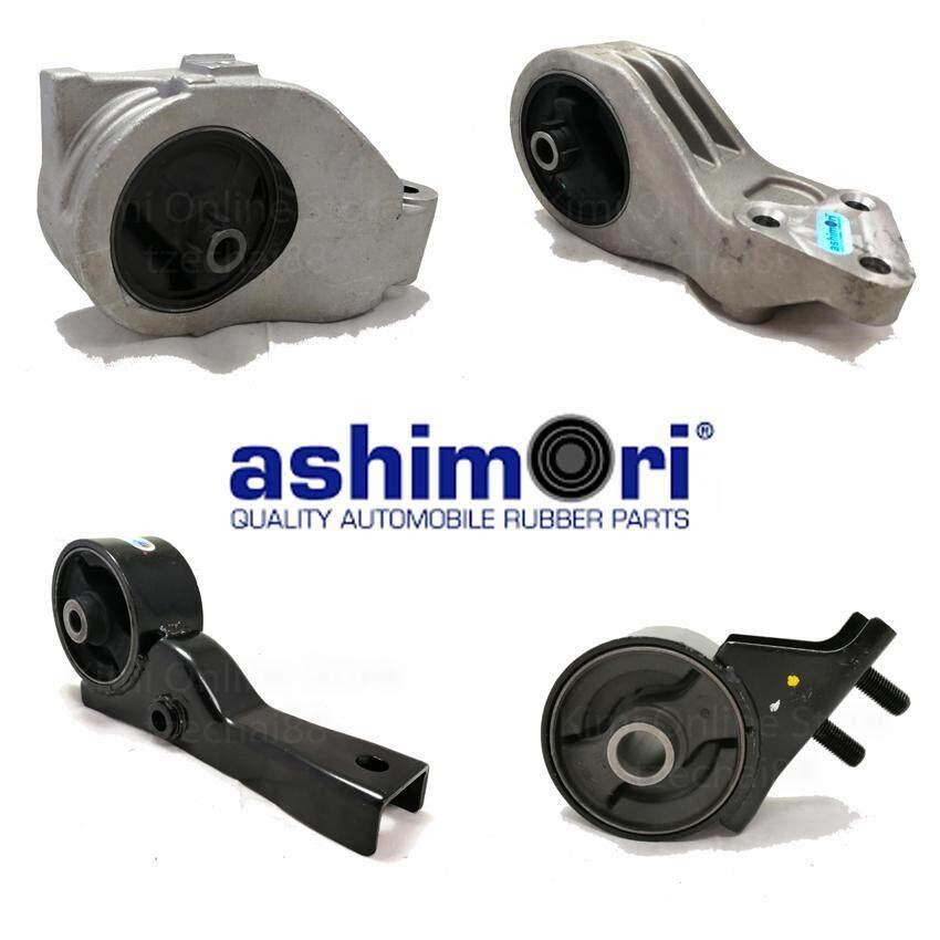 Ashimori Engine Mount Set Proton Saga BLM / FLX 1.3L 1.6L (Auto) 11'-16'