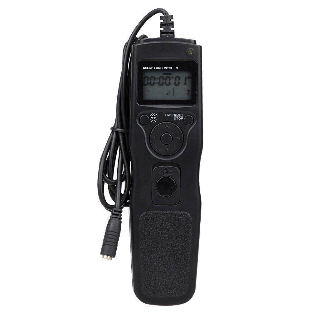 FOTGA Timer Pengendali Jarak Jauh Rana Rilis dengan C1 Kabel untuk Canon 60D 70D 450D 700D Pentax K5 K30 K200D