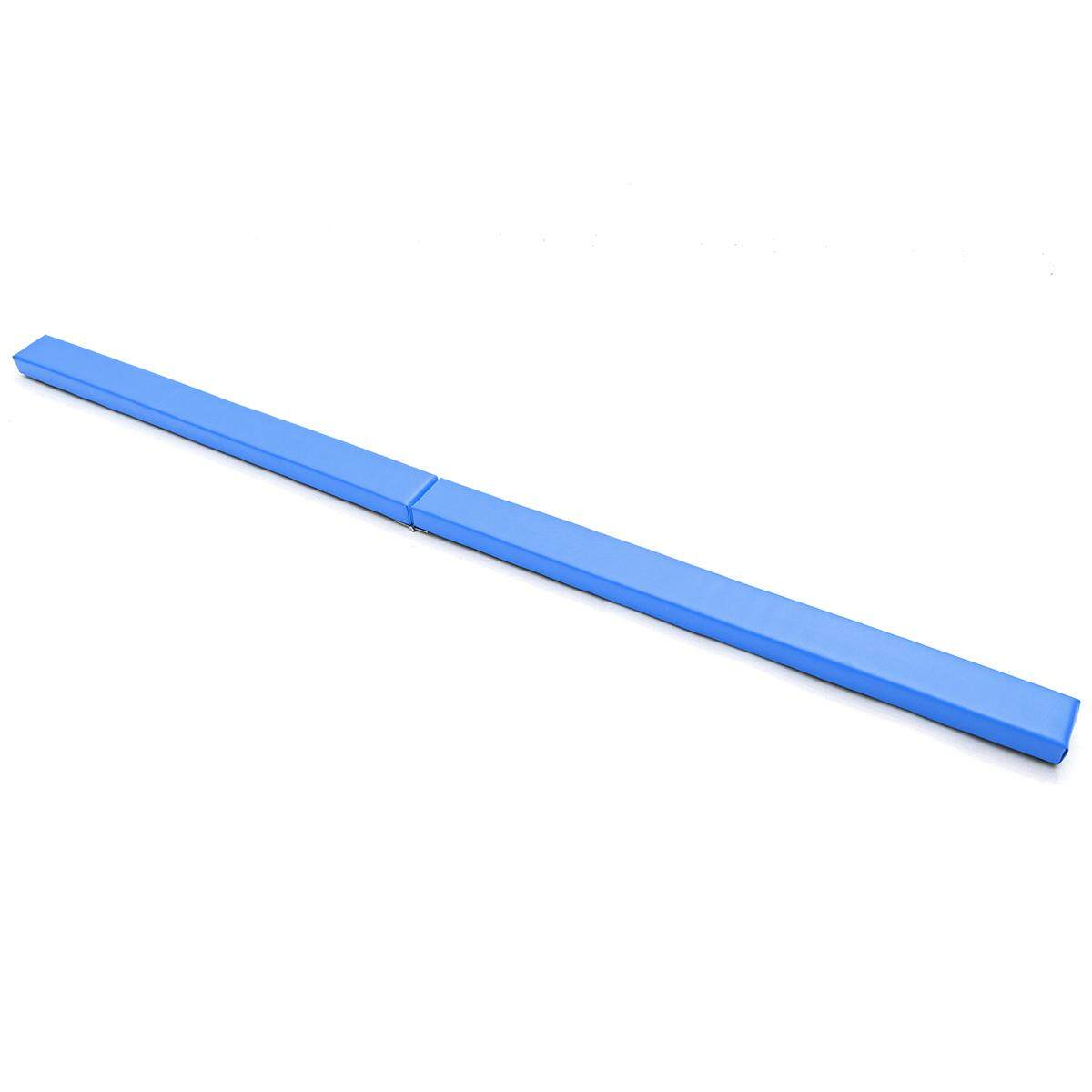 Gymnastic folding training balance beam 240*10*6.5cm - intl