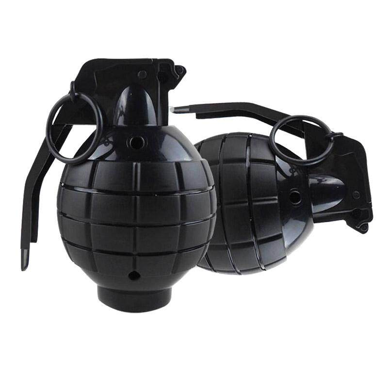 Hình ảnh Kids Army Toy Hand Grenades Dummy Grenades with Sound Military Costume Props - intl