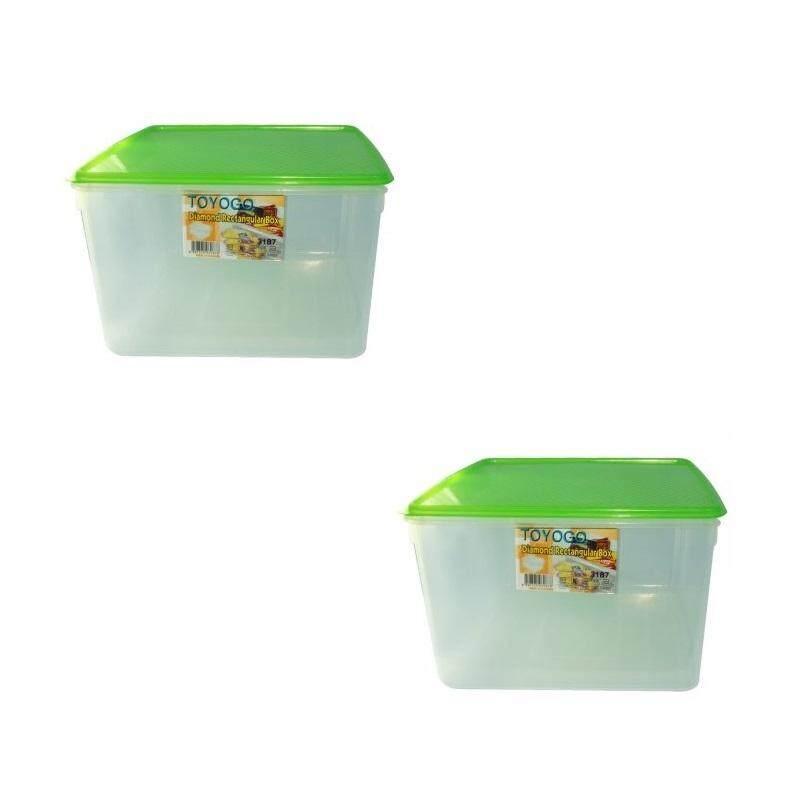 (LZ) 24 Lit Toyogo 31 series 87 Diamond Container Set of 2