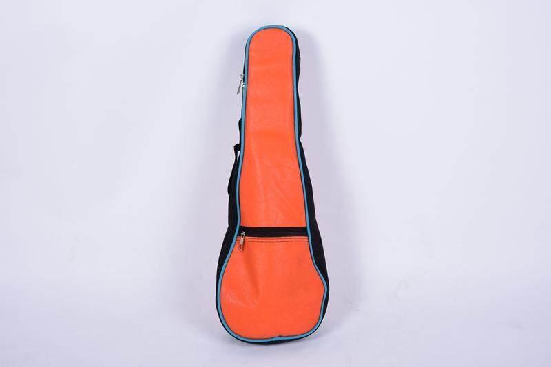 21 inches Ukulele Padded Bag Case (Brown, Orange) Malaysia