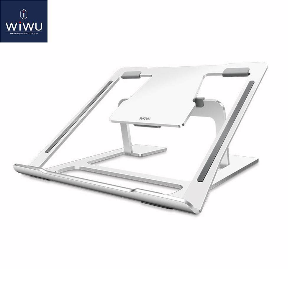 Laptop Stand,WIWU Portable Metal Aluminum Laptop Stands with Cooling Function for MacBook Air/MacBook Pro