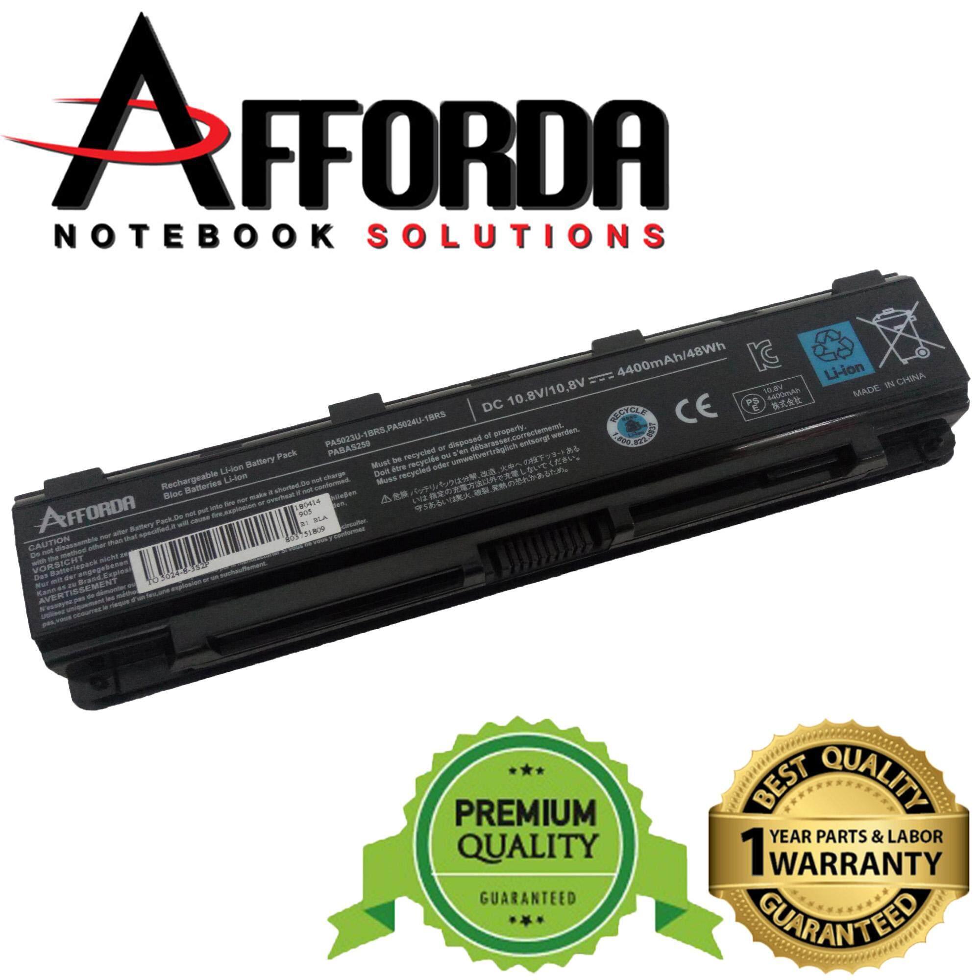 Toshiba PA5024 Notebook Laptop Battery