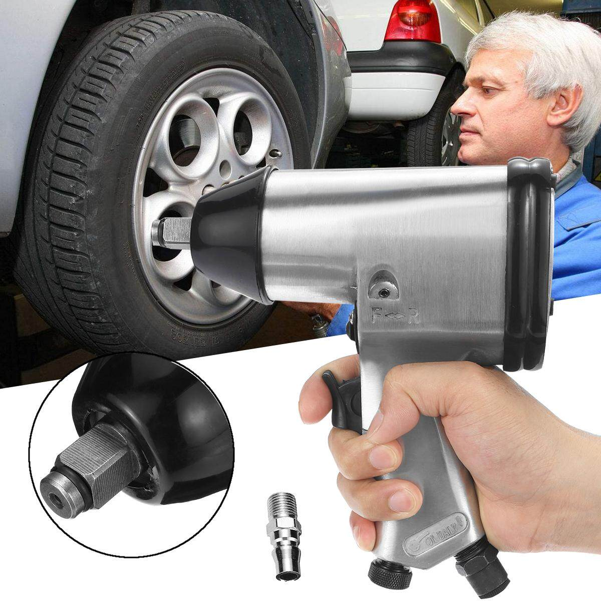 【Free Shipping + Super Deal + Limited Offer】1/2 Drive Heavy Duty Pneumatic Air Impact Wrench Tool For Car Wheel Repairing