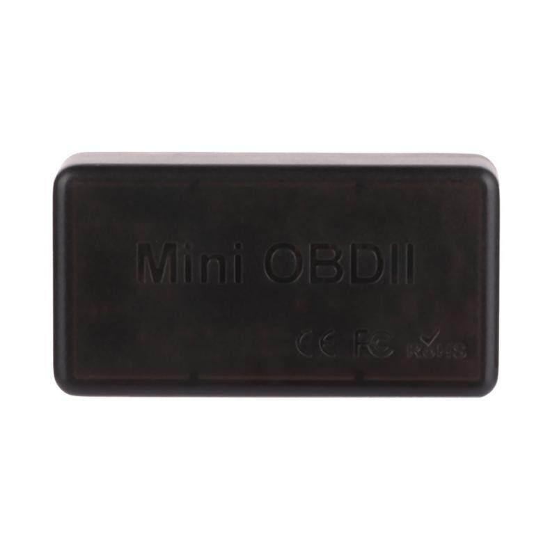 V06H4-1 Elm 327 Bluetooth OBD2 Pemindai Otomatis Mini ELM327 OBD 2 Bluetooth 4.0 Adaptor Diagnostik Mobil Alat untuk iPhone/Android Spesifikasi: V06H4-1