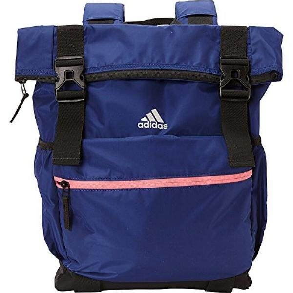 9477e8a5a3db adidas Yola Backpack- eBags Exclusive Colors (Unity Ink Chalk Pink Black)