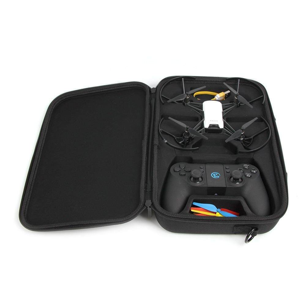 Hình ảnh Sway For DJI Tello Drone and T1d Remote Control Shoulder Bag Case Protector EVA Internal Waterproof - intl