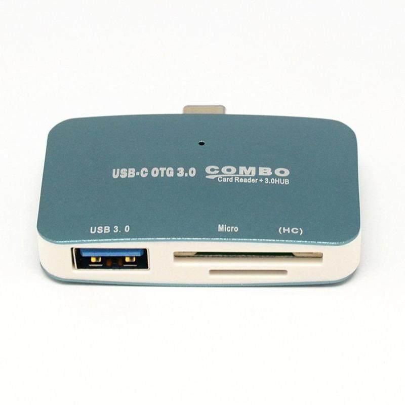 Bảng giá GOFT Type-C Interface USB3.1 HUB Security Digital Memory Card TF Card Reader Phong Vũ