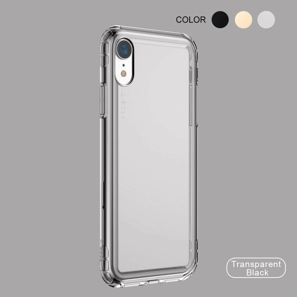 Baseus Phone Accessories Philippines Cellphone 2in1 Gravity Case Full Cover Tempered Glass For Iphone 6 Plus Xr 61 Inch Safety Airbags Tpu Soft Dustproof Shell