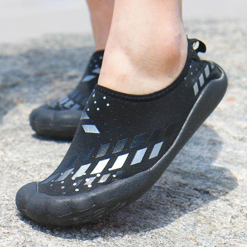 cc0df34cfcb529 Outdoor Sports Shoes Water Shoes Ladies Beach Swimming Men's Shoes Diving Beach  Shoes