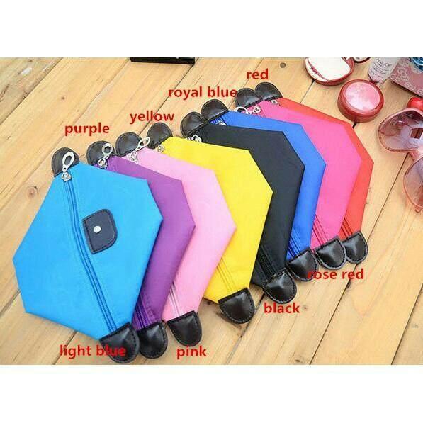... Buy 1 Free 1 - Candy Colors Travel Make-up Bag Zip Purse - 3 ... b9af594e65