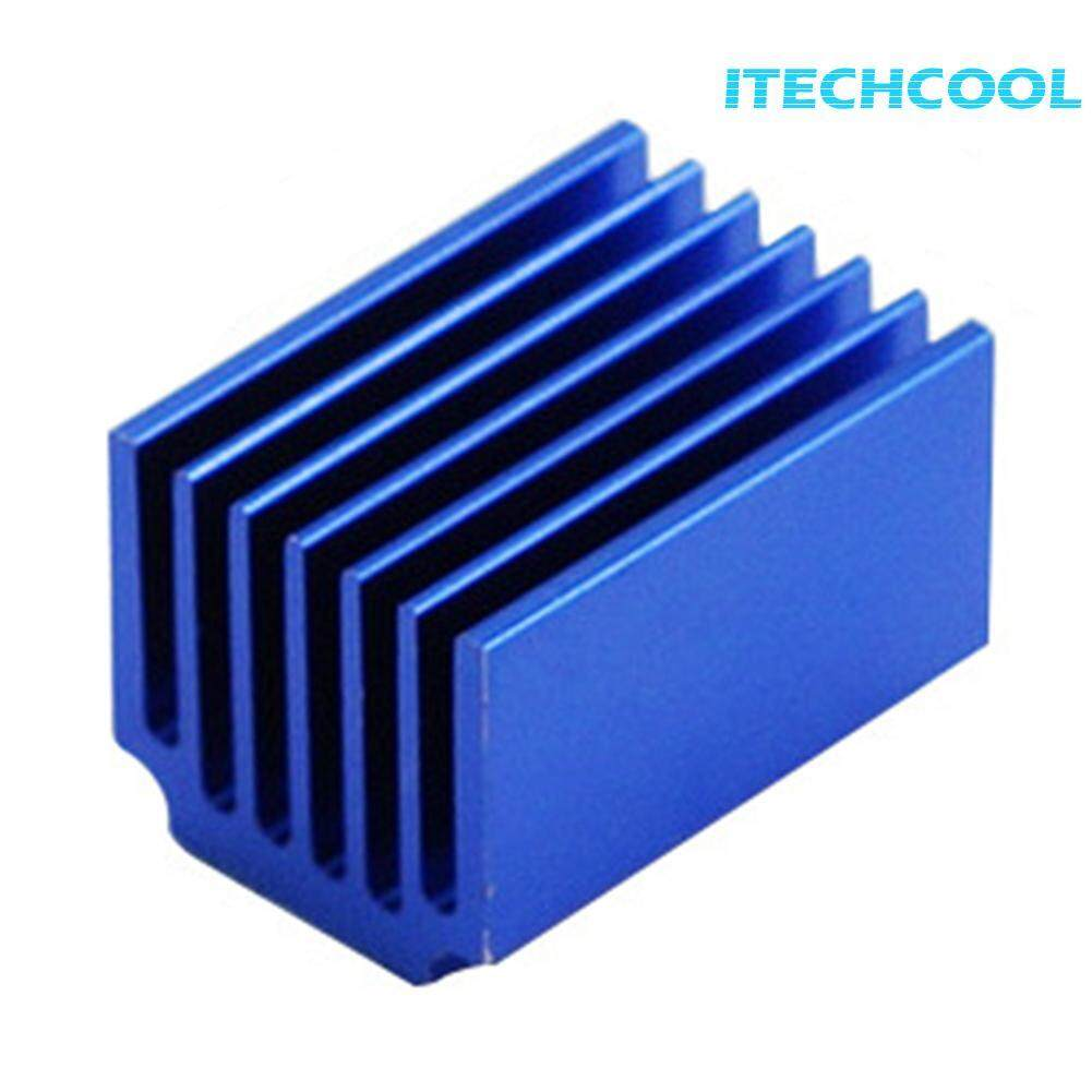 Hình ảnh 10pcs 3D Printer Stepper Motor Heatsink for TMC2100/2130/2208 Drive Modules