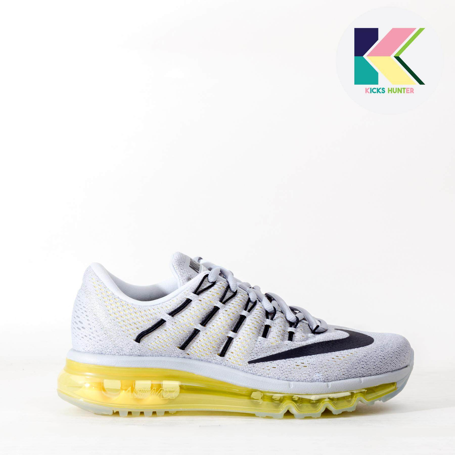 outlet store d8344 bc597 NIKE 806772-007 AIR MAX 2016 WOLF GREY BLACK-OPT Y - intl