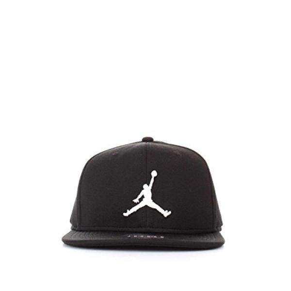 d65965d724a ... where to buy nike mens jordan jumpman snapback hat black white 861452  013 6f204 74aa1