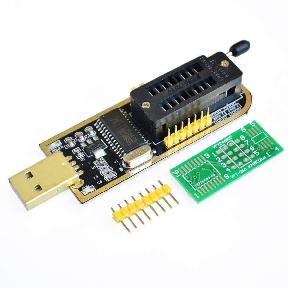 USB Programmer CH341A Chip 24 25 Series Burner Writer Eeprom Flash Bios - intl
