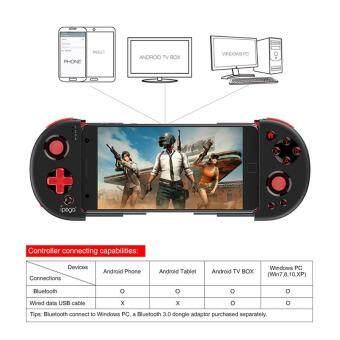 TAY CẦM CHƠI GAME IPEGA PG-9087 Bluetooth Android Tay Cầm Chơi Game Không Dây Chơi Game PC Vibration Joypad Nút Điều Khiển Game Mobile Joystick