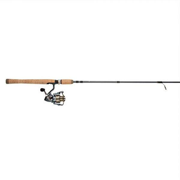Pflueger PRESSP President Spinning Combo fishing Reel Rod - intl
