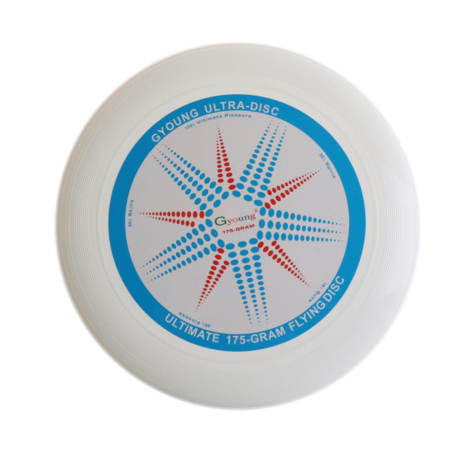 Frisbee Flying Disc Flying Saucer Outdoor Leisure Outdoor Game Play By Blowing Snow.