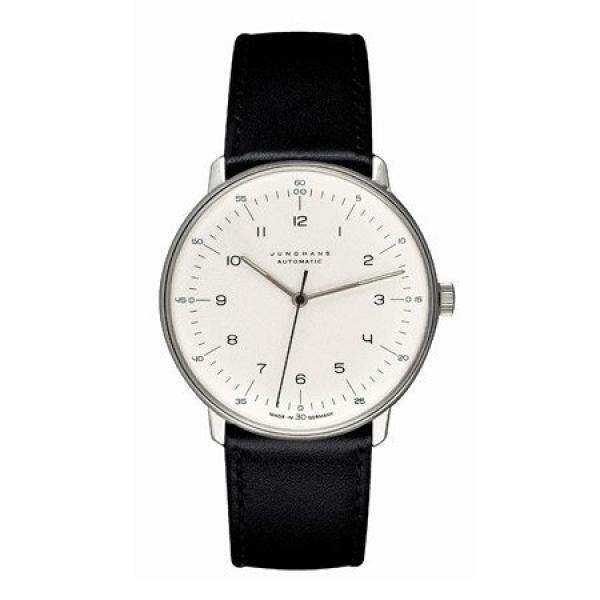 Junghans - Max Bill Automatic-Wristwatch Model: 027/3500.00