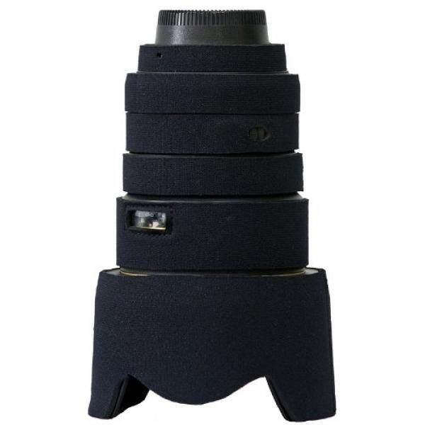 Lenscoat LCN175528BK Nikon 17-55 Mm F2.8G IF-ED Penutup Lensa (Hitam)