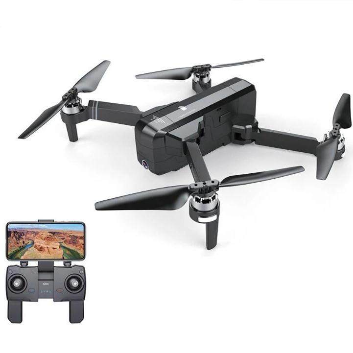 Tp Sjrc F11 Gps 5g Wifi Fpv With 1080p Camera 25mins Flight Time Brushless Selfie Rc Drone Quadcopter Sensor Size:5g 1080p By The Ts Shop.