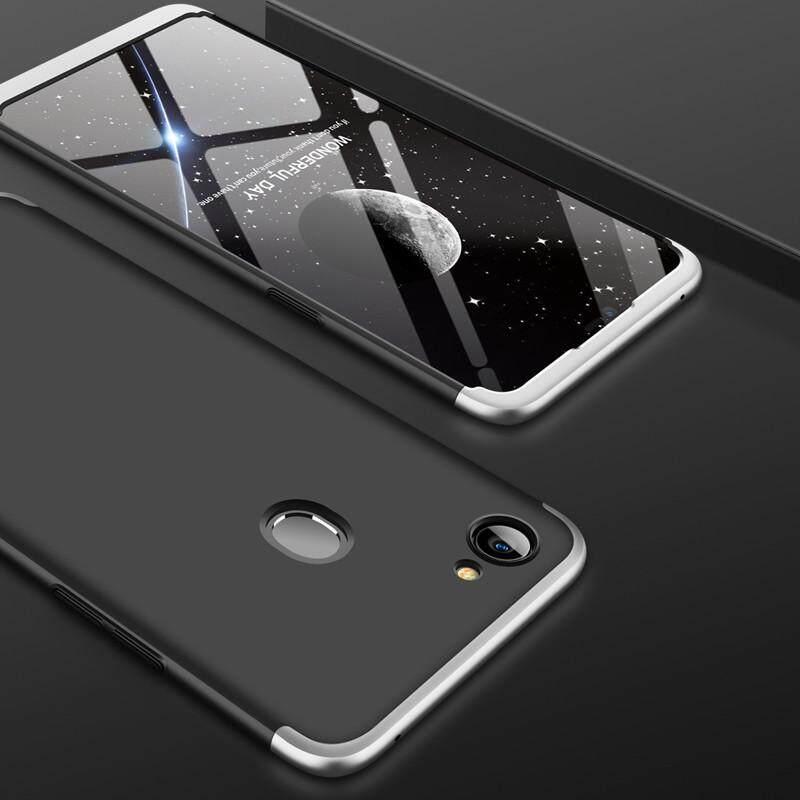 Rp 75.000. Baru 3-In-1 Casing Tahan Guncangan untuk OPPO F7 Penutup Belakang Case Jatuh Pelindung HP Mewah Case Matte ...