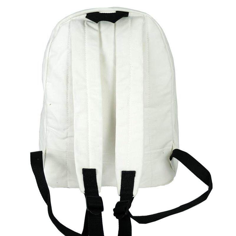 Poly-Pac XB1819 Korean Canvas Casual Backpack