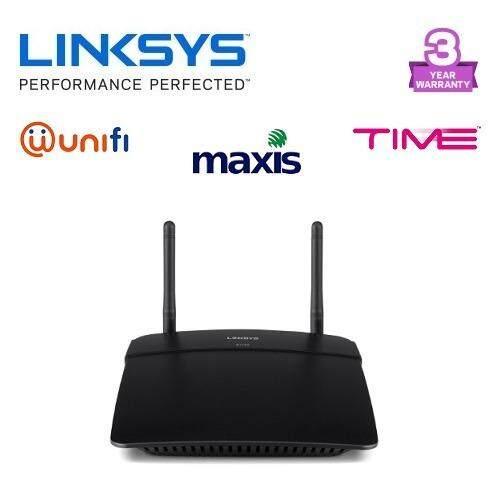 Detail Gambar Linksys E1700 N300 Wi-Fi Router Terbaru