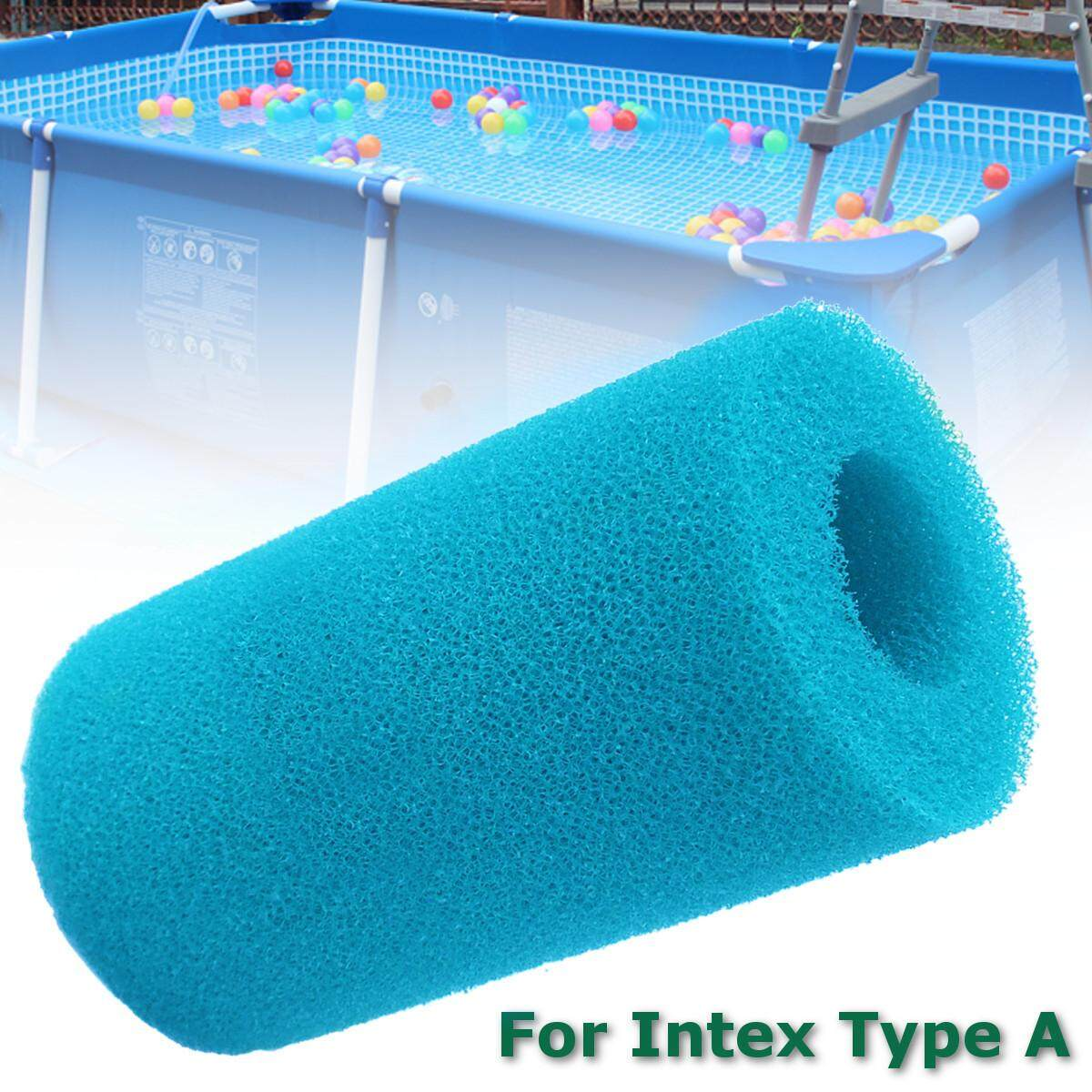 Intex Type A Reusable/washable Swimming Pool Filter Foam Cartridge By Moonbeam.
