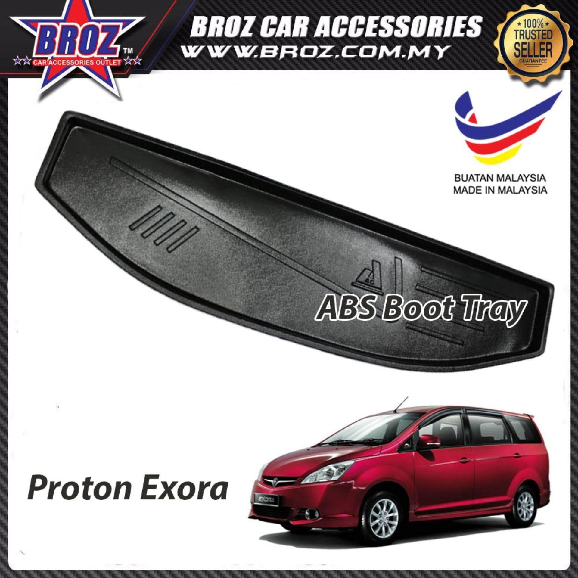 Proton Exora ABS Car Rear Boot Trunk Tray
