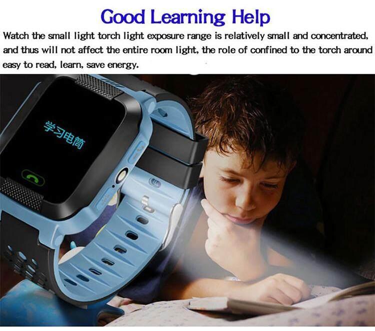pantalla táctil Bakeey Y21 niños Kid LBS SOS Call perseguidor de la localización de dispositivos reloj inteligente