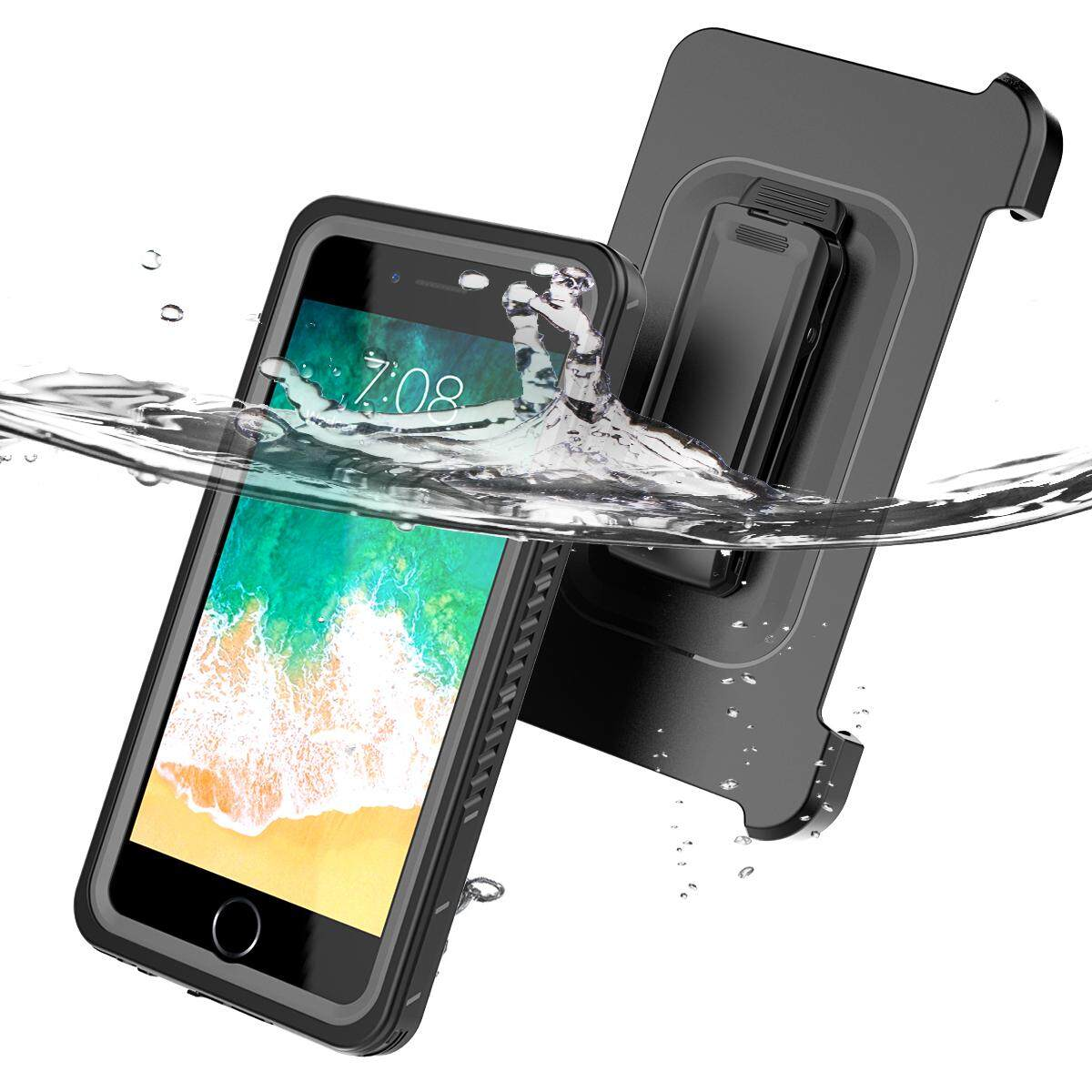 Fitur Moonmini Case Cover For Iphone 7 Plus 8 360 Totu Design Galaxy S8 Soft Series Tpu Ultra Thin Clear Transparan Detail Gambar Degree Protection Waterproof Dustproof Shockproof Back Kickstand And