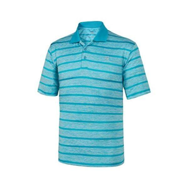 GUDE Mens Polo Shirt With Big & Tall Short Sleeve Active Performance - intl