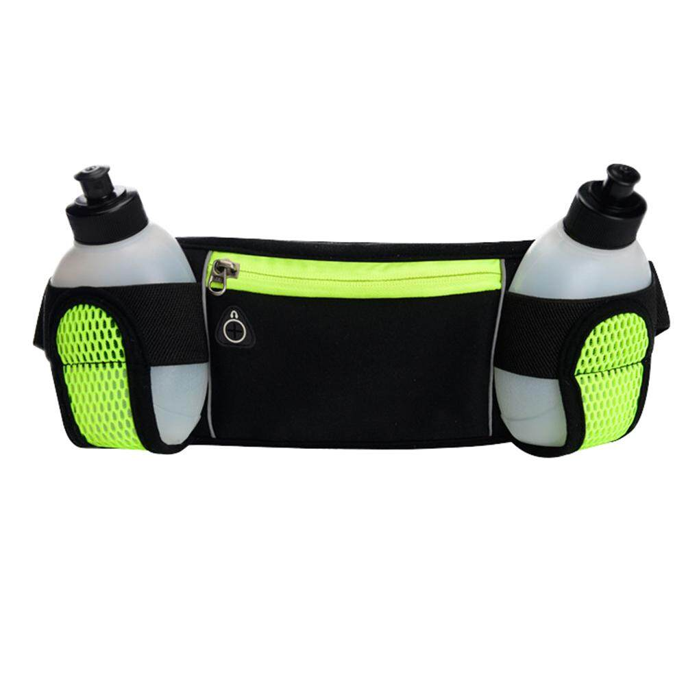 Rd Outdoor Light Weight Waistbag For Hiking Running Sports Bag With 2 Kettles By Redcolourful.