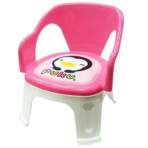 Puku Children Chair (Pink)