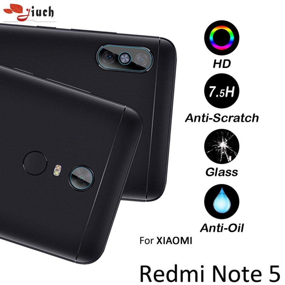 Features Jiuch Ultra Thin Hd Anti Crash Screen Protector For Xiaomi Tempered Glass 5d Full Cover New 2018 Redmi 5 Plus Note Rear