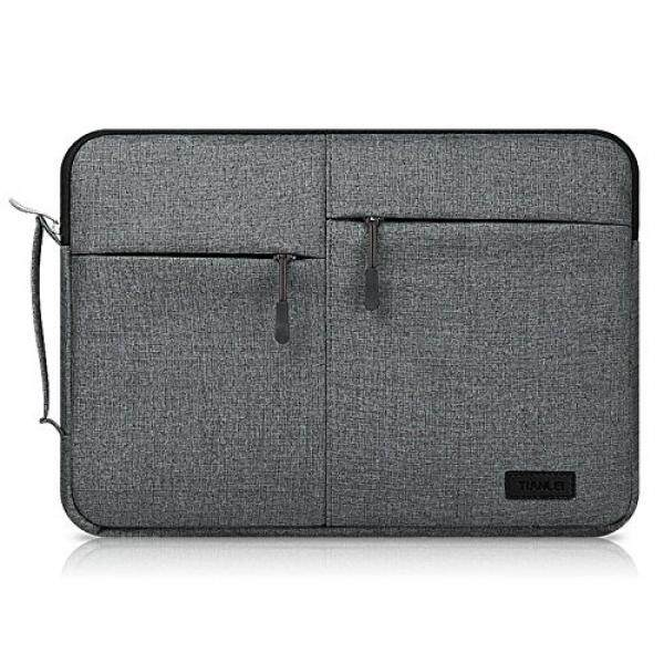 Laptop Messenger Bags Black Canvas Busniess Zippered Carrying Sleeve bag Breifcase Cover for Lenovo Flex 3 / Yoga 3 (11 inch) / ThinkPad Yoga 12 / 11e 11.6 / X250 12.5 / Ideapad 100S 11.6-inch / Yoga 900 13.3-inch - intl