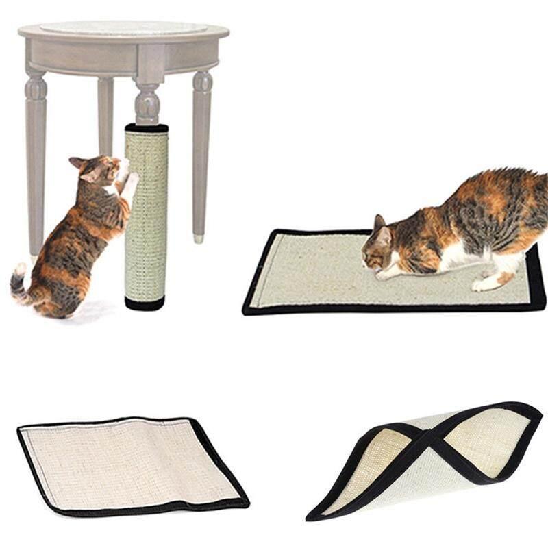Cat Scratch Board Cat Scratching Mat Pet Toy Home Furniture Protection
