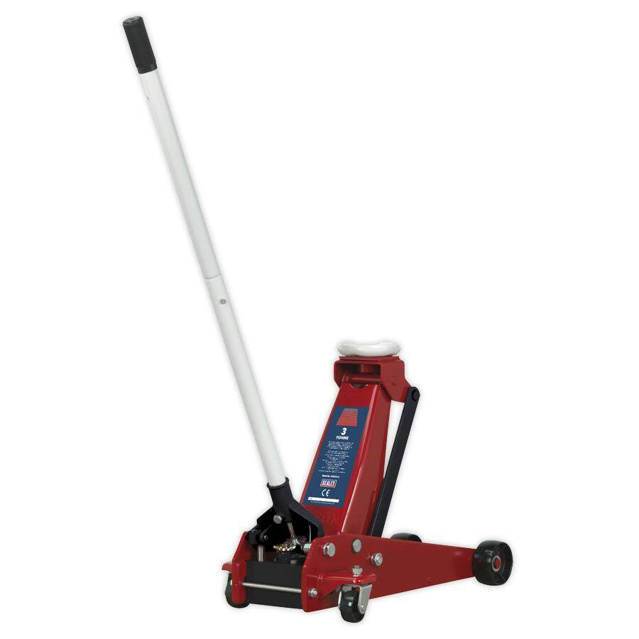 (Clearance) TROLLEY JACK 3TONNE STANDARD CHASSIS