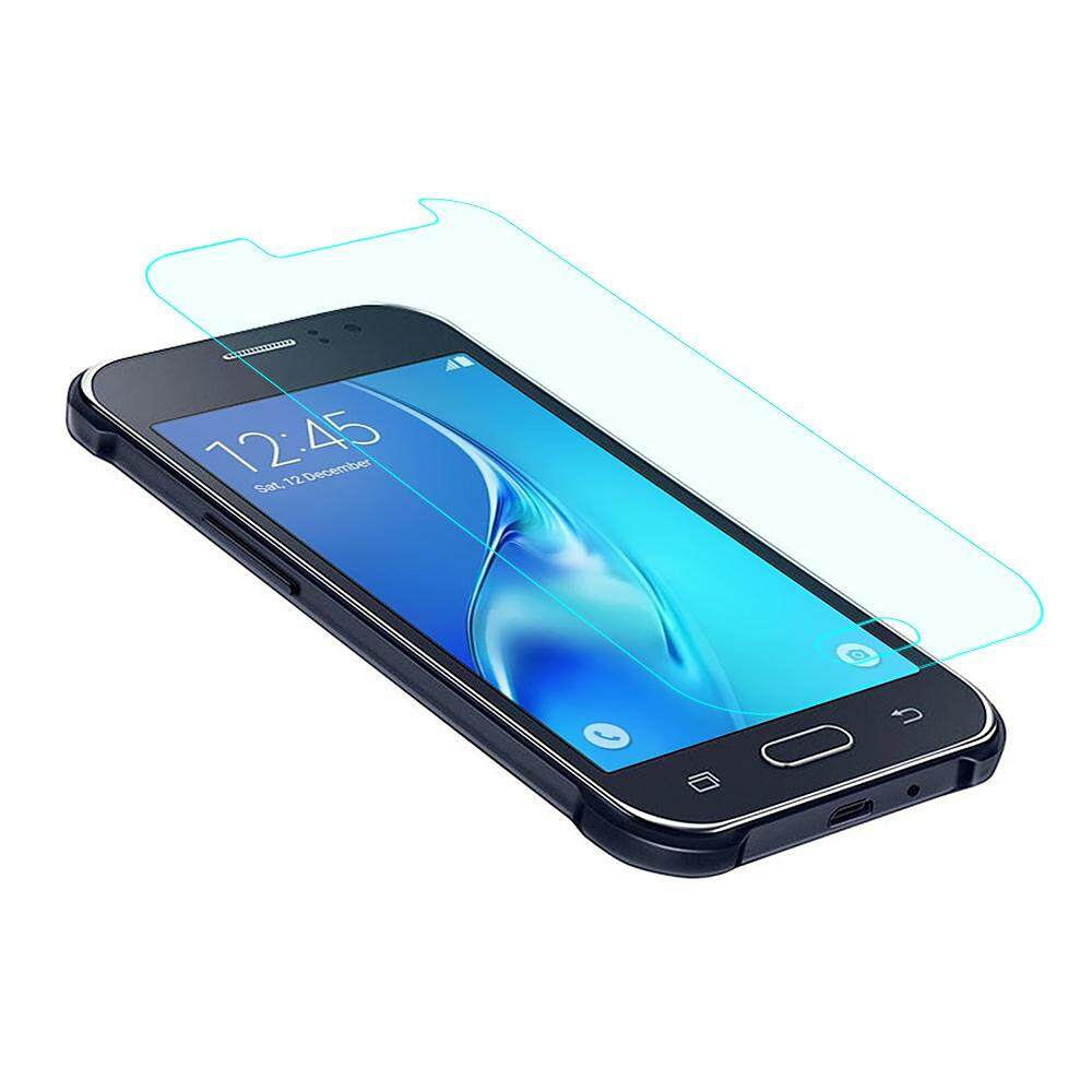 Jiuch Transparent Anti Shock Tempered Glass Screen Protector Scratch HD Film For Samsung