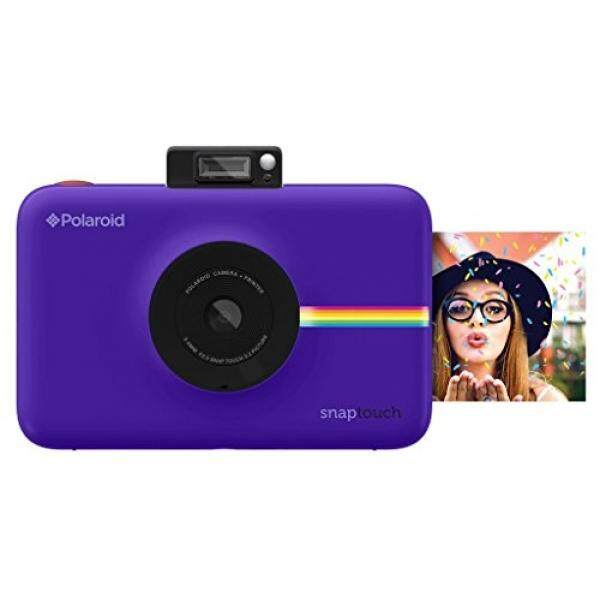 Jepretan Polaroid Touch Instant Print Kamera Digital dengan Layar LCD dengan ZINK Zero Tinta Cetak Teknologi-Intl