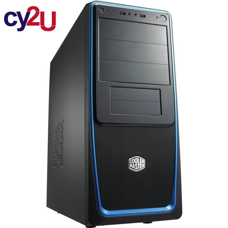 COOLER MASTER ELITE 311 Casing USB 3.0 ATX CASING BLUE Malaysia