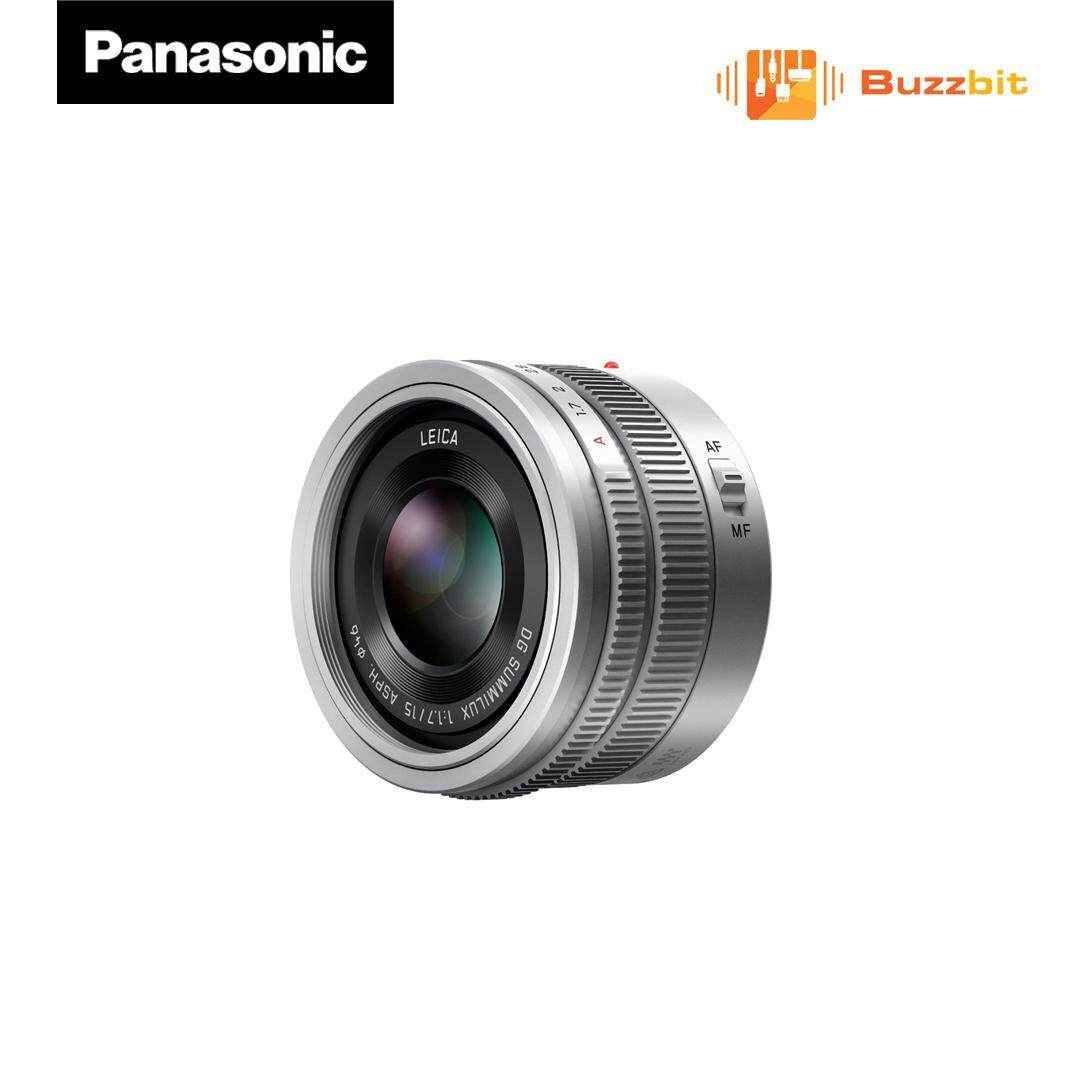 Buy Sell Cheapest Panasonic Fmq409 Dg Best Quality Product Deals Lumix G Leica Nocticron 425mm F 12 Asph H X015 Summilux 15mm F17 Black Silver