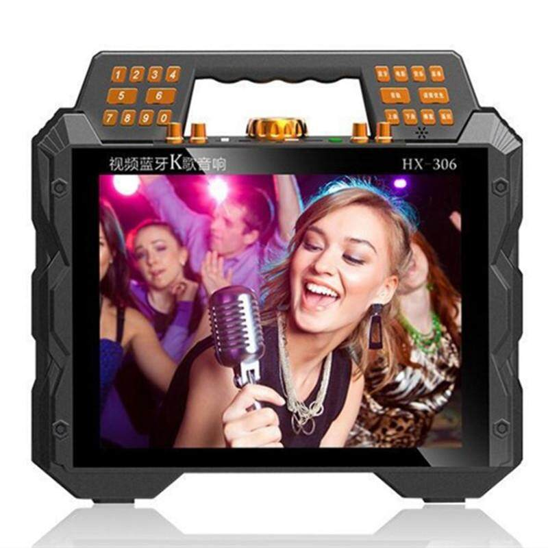 Multi-function Portable Video Player MP3 HD Screen Outdoor Music